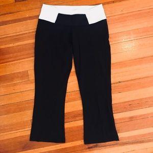 BNWOT Lululemon Cropped Yoga Pants
